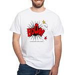 Boom! 2 White T-Shirt