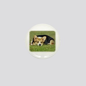 Welsh Corgi Pembroke 9M72D-05 Mini Button