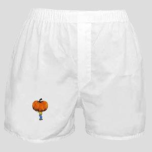 Great Pumpkn Boxer Shorts