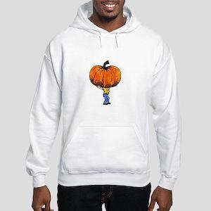 Great Pumpkn Hooded Sweatshirt