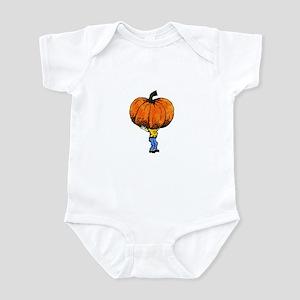 Great Pumpkn Infant Creeper