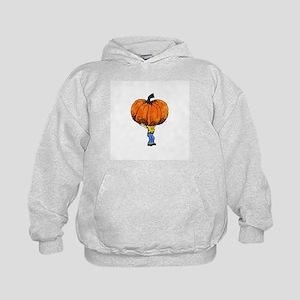 Great Pumpkn Kids Hoodie