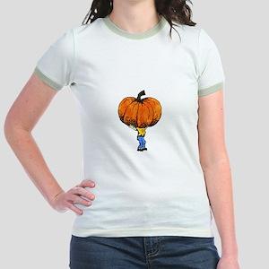 Great Pumpkn Jr. Ringer T-Shirt
