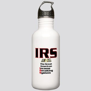 IRS - Income Revoking System Stainless Water Bottl