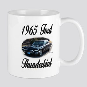 1965 Black Ford Thunderbird Mug