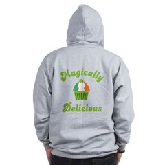 Magically Delicious Zip Hoodie