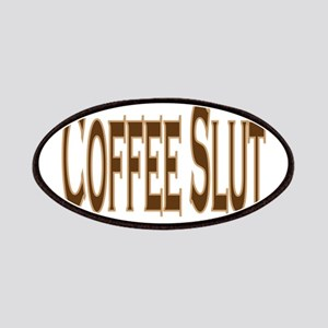 Coffee Slut Patches