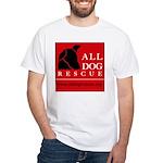 ADR black dog T-Shirt