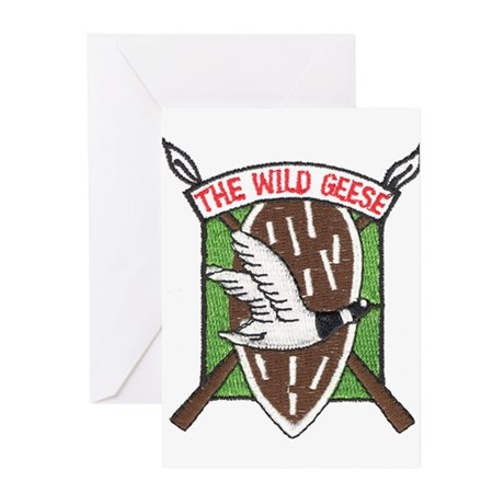Wild Geese Greeting Cards (Pk of 10)