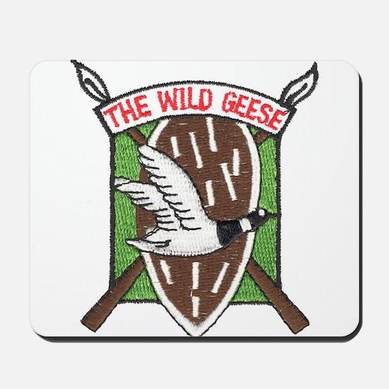Wild Geese Mousepad