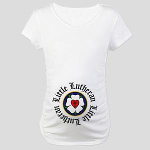 Little Lutheran Maternity T-Shirt