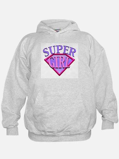 Super Girl (Pink) Hoody