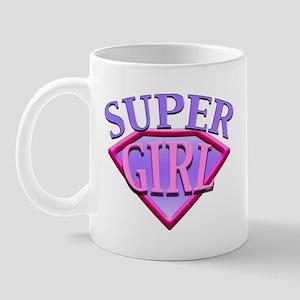 Super Girl (Pink) Mug