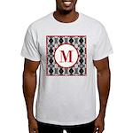 Diamond Red Monogram Light T-Shirt