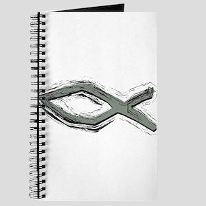Grey Fish - Ichthys - Christ Journal