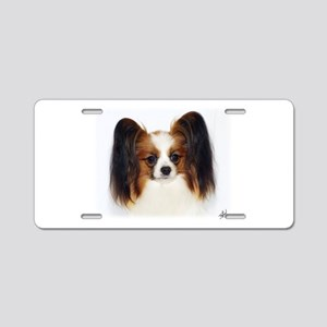Papillon AC032D-056 Aluminum License Plate