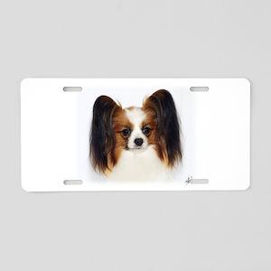 Papillon AC032D-056 Aluminum License Plate