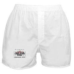 Conjugal Visit Boxer Shorts
