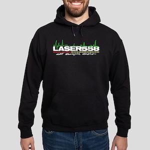 Laser558 Hoodie (dark)