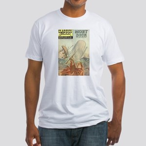 Moby Dick Fitted T-Shirt