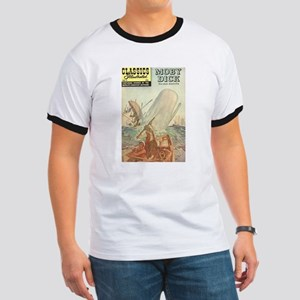 Moby Dick Ringer T