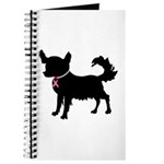 Chihuahua Breast Cancer Awareness Journal