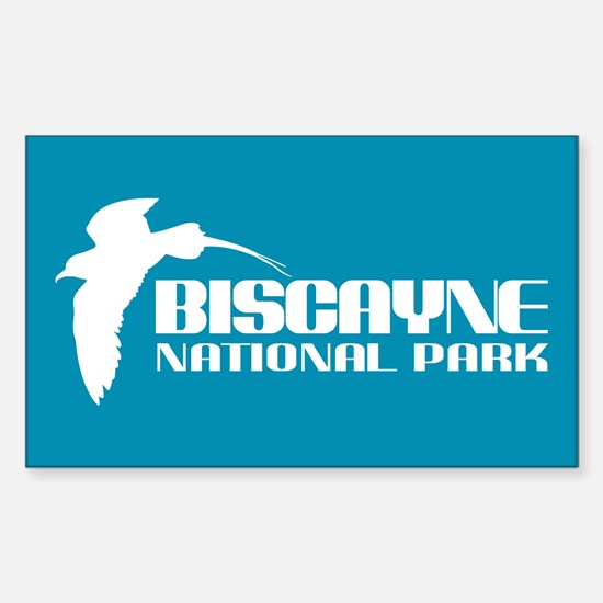 Biscayne National Park Decal