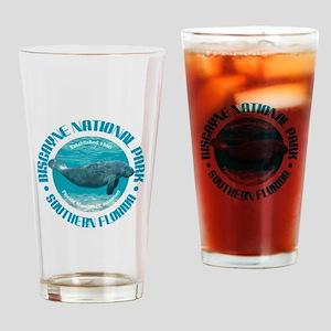 Biscayne National Park Drinking Glass