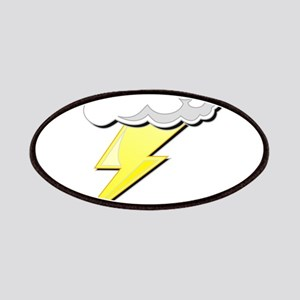 Lightning Bolt and Cloud Patches