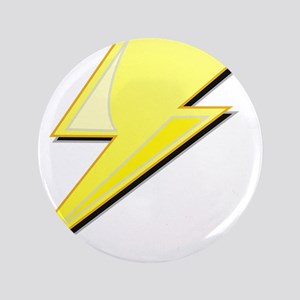 "Simple Lightning Bolt 3.5"" Button"