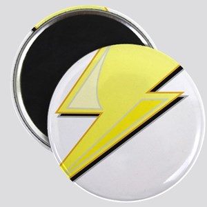 Simple Lightning Bolt Magnet