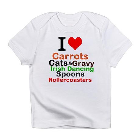 I Heart One Direction Infant T-Shirt