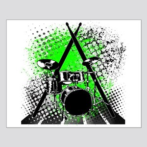 Drums & Sticks Small Poster