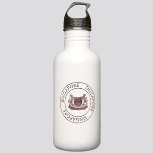 Vintage Singapore Stainless Water Bottle 1.0L