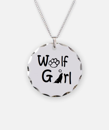Cute Wolf Necklace