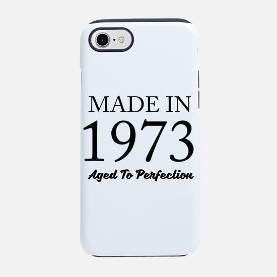 Made In 1973 iPhone 7 Tough Case