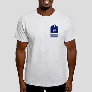 Branch Chief<BR> Ash Grey T-Shirt