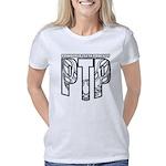 Powdered Teeth Podcast Women's Classic T-Shirt