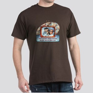 Retro TeeVee Wasp Dark T-Shirt