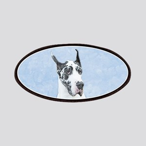 Great Dane (Harlequin) Patch
