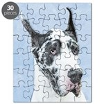 Great Dane (Harlequin) Puzzle