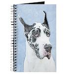 Great Dane (Harlequin) Journal
