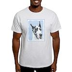 Great Dane (Harlequin) Light T-Shirt