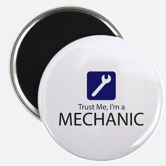 """Trust Me Mechanic 2.25"""" Magnet (10 pack)"""