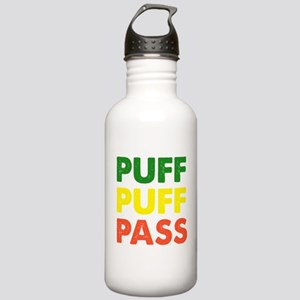 PUFF PUFF PASS Stainless Water Bottle 1.0L
