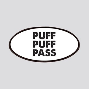 PUFF PUFF PASS Patches