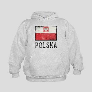 Grunge Polska Kids Hoodie
