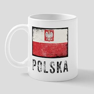 Grunge Polska Mug