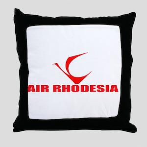 Air Rhodesia Throw Pillow