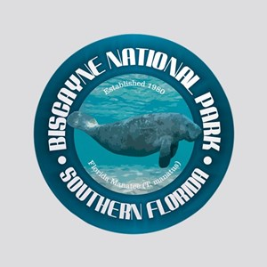 Biscayne National Park Button